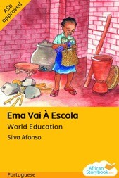 Ema Vai À Escola