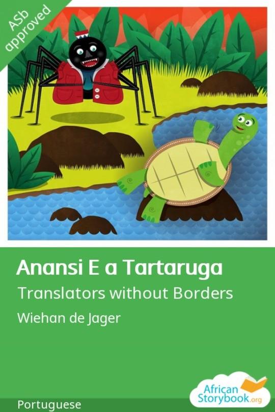 Anansi E a Tartaruga
