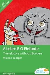 A Lebre E O Elefante