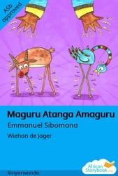 Maguru Atanga Amaguru