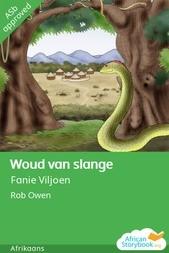 Woud van slange