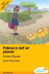 Palesa is lief vir plante
