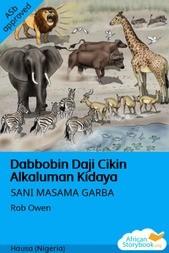 Dabbobin Daji Cikin Alƙaluman Ƙidaya