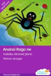 Anansi Raggo
