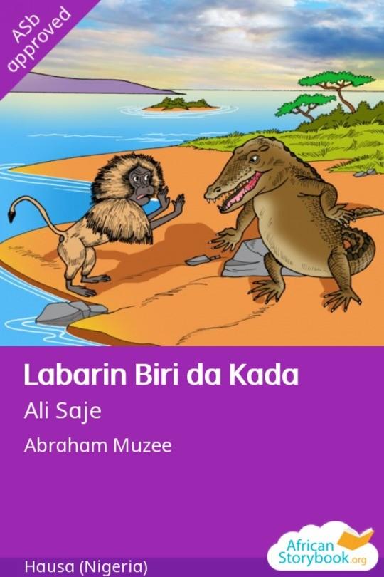 Labarin Biri da Kada