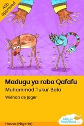 Madugu ya raba Qafafu