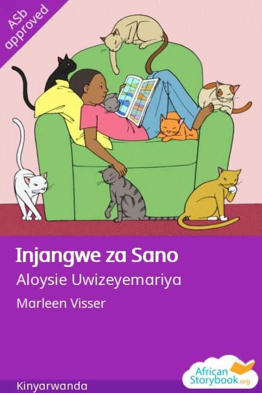 Injangwe za Sano