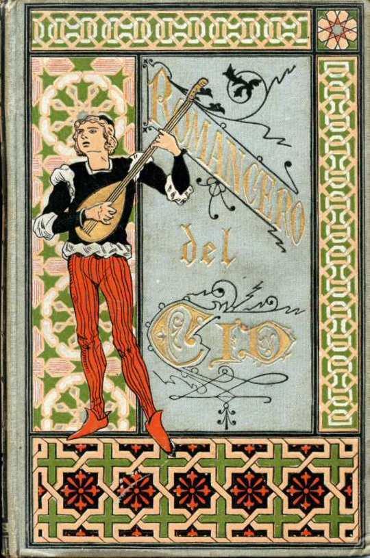 Romancero selecto del Cid