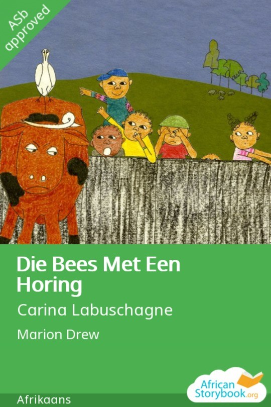 Die Bees Met Een Horing