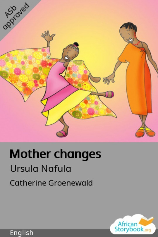 Mother changes