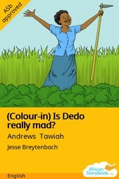 (Colour-in) Is Dedo really mad?