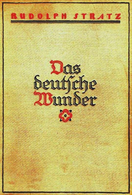 Das deutsche Wunder Roman