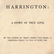 Harrington: A Story of True Love