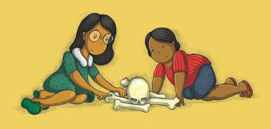 The Bone Puzzle