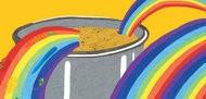 Rainbow Sambar