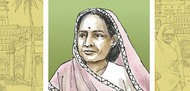 We call her Ba - A Biography of Kasturba Gandhi