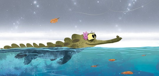 Ghum-Ghum Gharial's Glorious Adventure