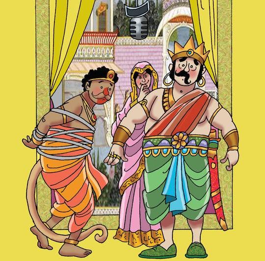 Monkey Business on Stage - Kallu's World 2