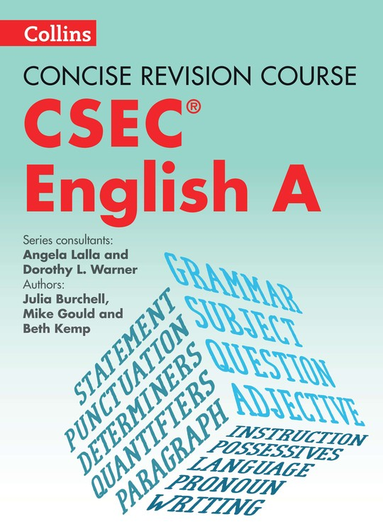 Concise Revision Course CSEC® English