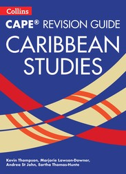 CAPE® Revision Guide: Caribbean Studies
