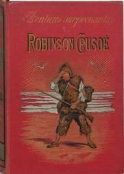 Aventures surprenantes de Robinson Crusoé