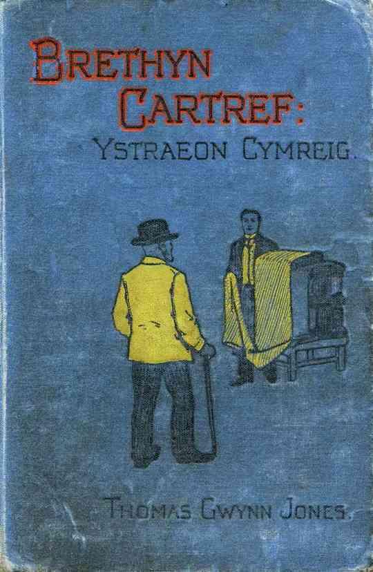 Brethyn Cartref: Ystraeon Cymreig
