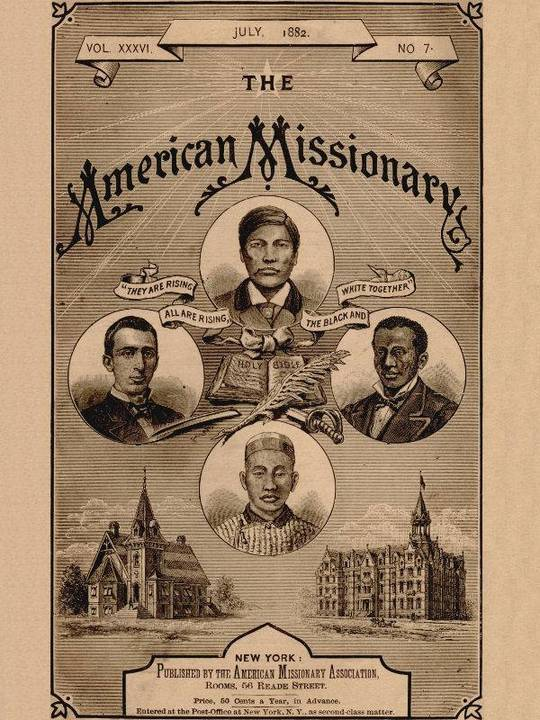 The American Missionary — Volume 36, No. 7, July, 1882