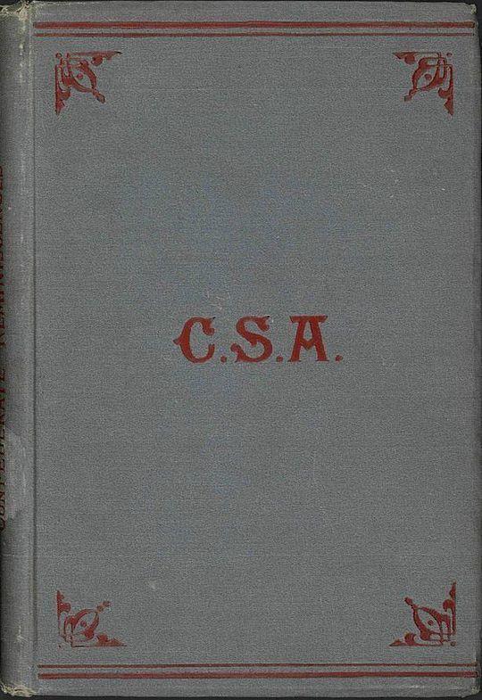 Reminiscences of Confederate Service, 1861-1865