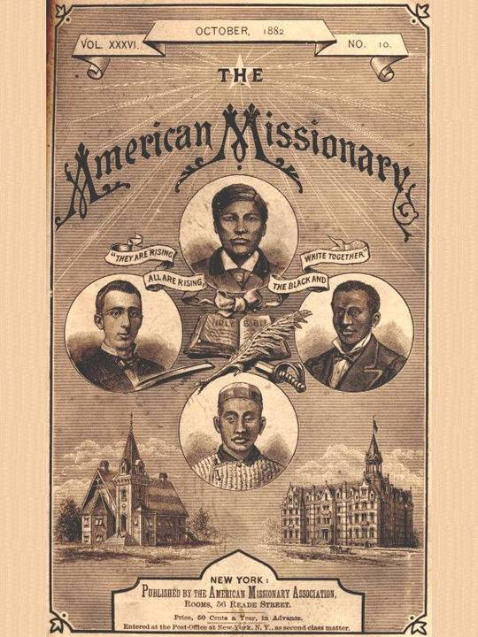 The American Missionary — Volume 36, No. 10, October, 1882