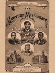 The American Missionary — Volume 36, No. 11, November, 1882