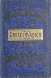 The Great Invasion of 1813-14 or, After Leipzig