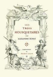 Les trois mousquetaires, Volume 2 (of 2)
