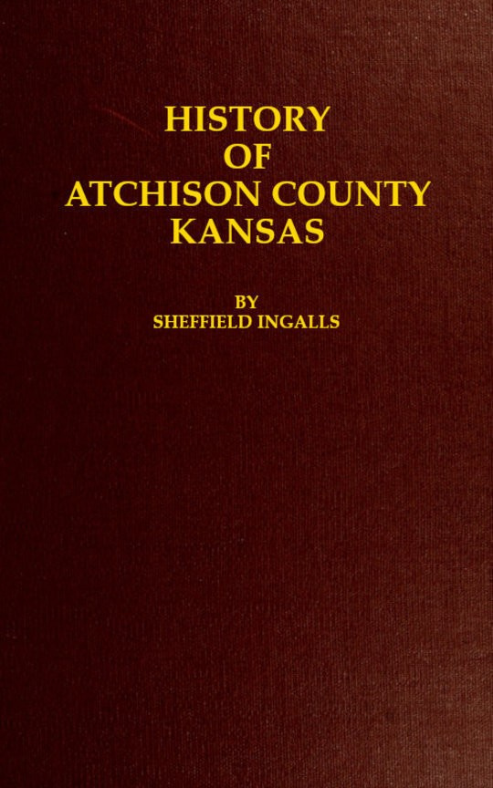 History of Atchison County Kansas