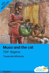 Musa and the cat