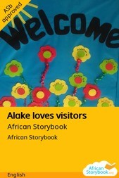 Alake loves visitors