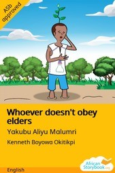 Whoever doesn't obey elders