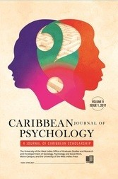 Caribbean Journal of Psychology, Volume 9:1