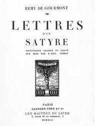 Lettres d'un satyre