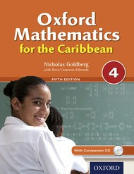 Oxford Mathematics for the Caribbean 4