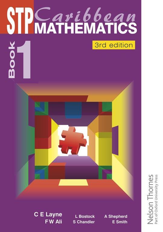 STP Caribbean Maths Book 1