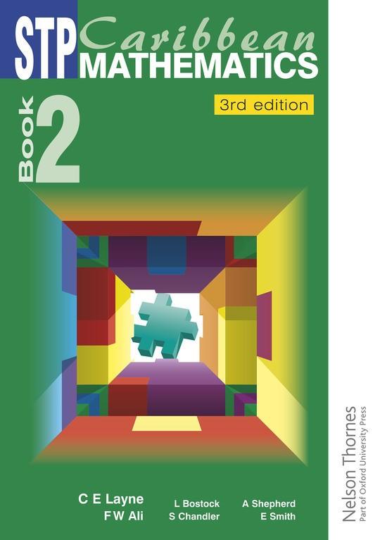 STP Caribbean Maths Book 2