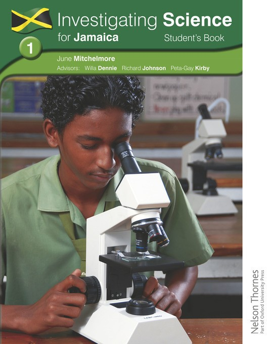 Investigating Science for Jamaica: Student's Book 1