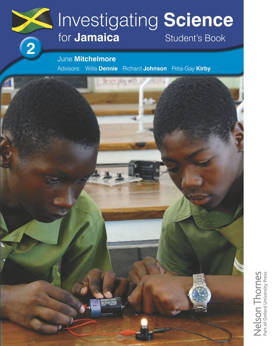 Investigating Science for Jamaica: Student's Book 2