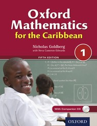 Oxford Mathematics for the Caribbean 1