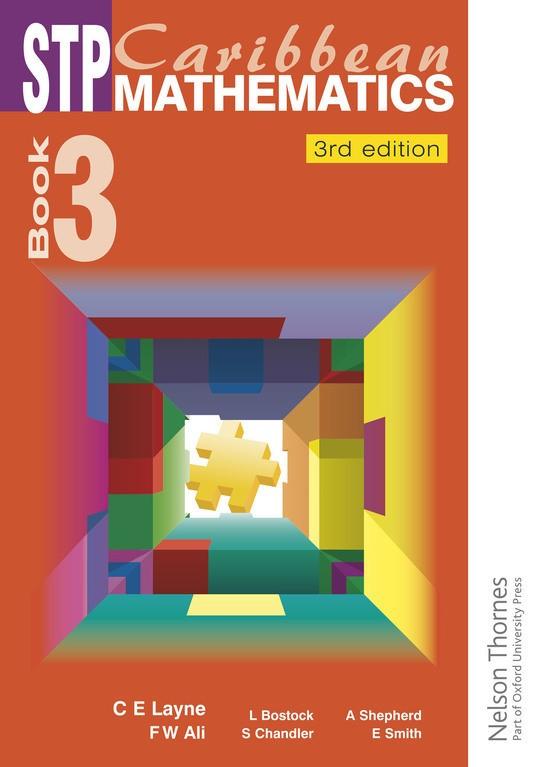 STP Caribbean Maths Book 3