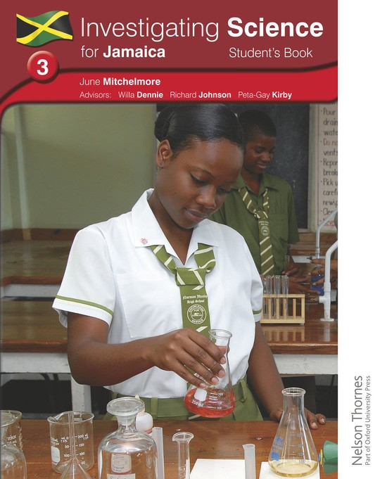 Investigating Science for Jamaica: Student's Book 3