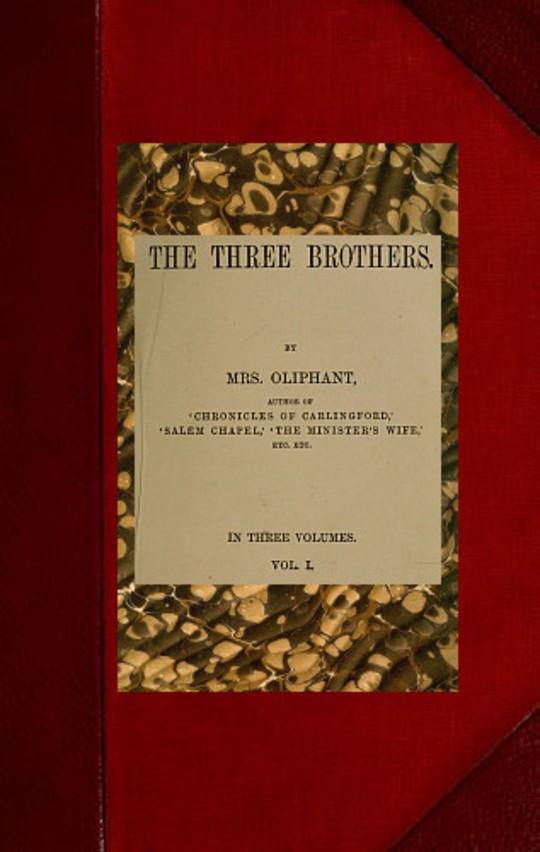 The Three Brothers; vol. 1/3