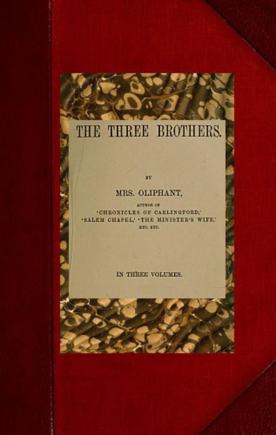 The Three Brothers Complete