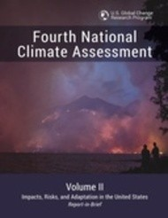 Impacts, Risks, and Adaptation in the United States: Fourth National Climate Assessment, Volume II: Report-in-Brief