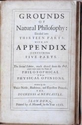 Grounds of Natural Philosophy: Divided into Thirteen Parts The Second Edition, much altered from the First, which went under the Name of Philosophical and Physical Opinions